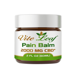 CBD Balm for pain